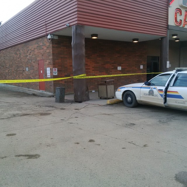 Man in hospital after early morning shooting outside Boomtown Casino