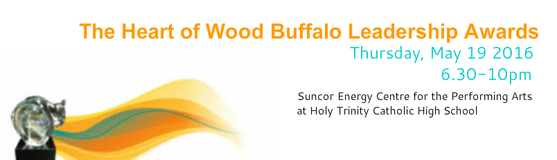 Heart of Wood Buffalo Leadership Awards nominees announced