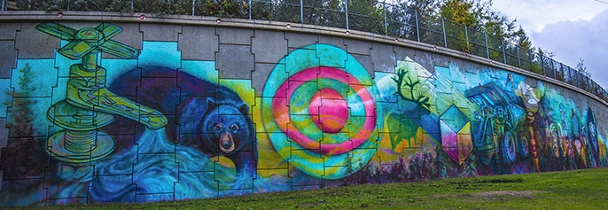 RMWB looking for an artist mentor for Bob Lamb Bandstand mural project