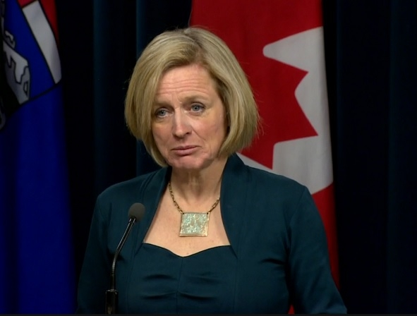 "Notley rejects Leap Manifesto, calls it ""tone deaf"" on energy"