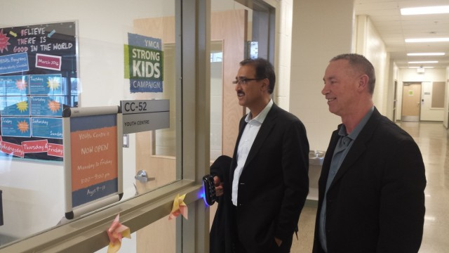"Infrastructure Minister Sohi promises ""more"" investment than ever before in Fort McMurray visit"