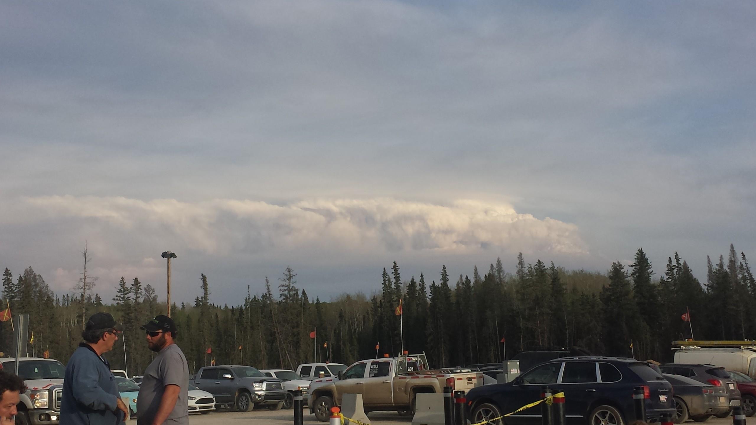 Anzac, Fort McMurray First Nation, Gregoire Lake Estates under MANDATORY evacuation