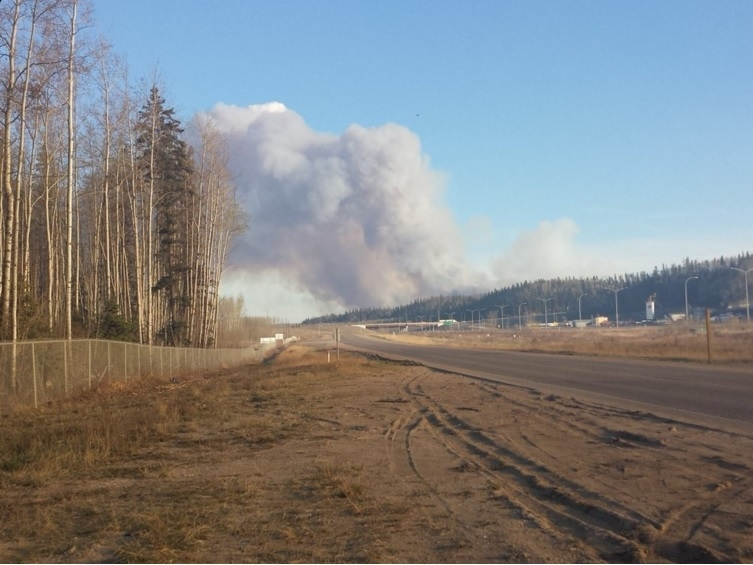 RCMP seek assistance in determining wildfire cause