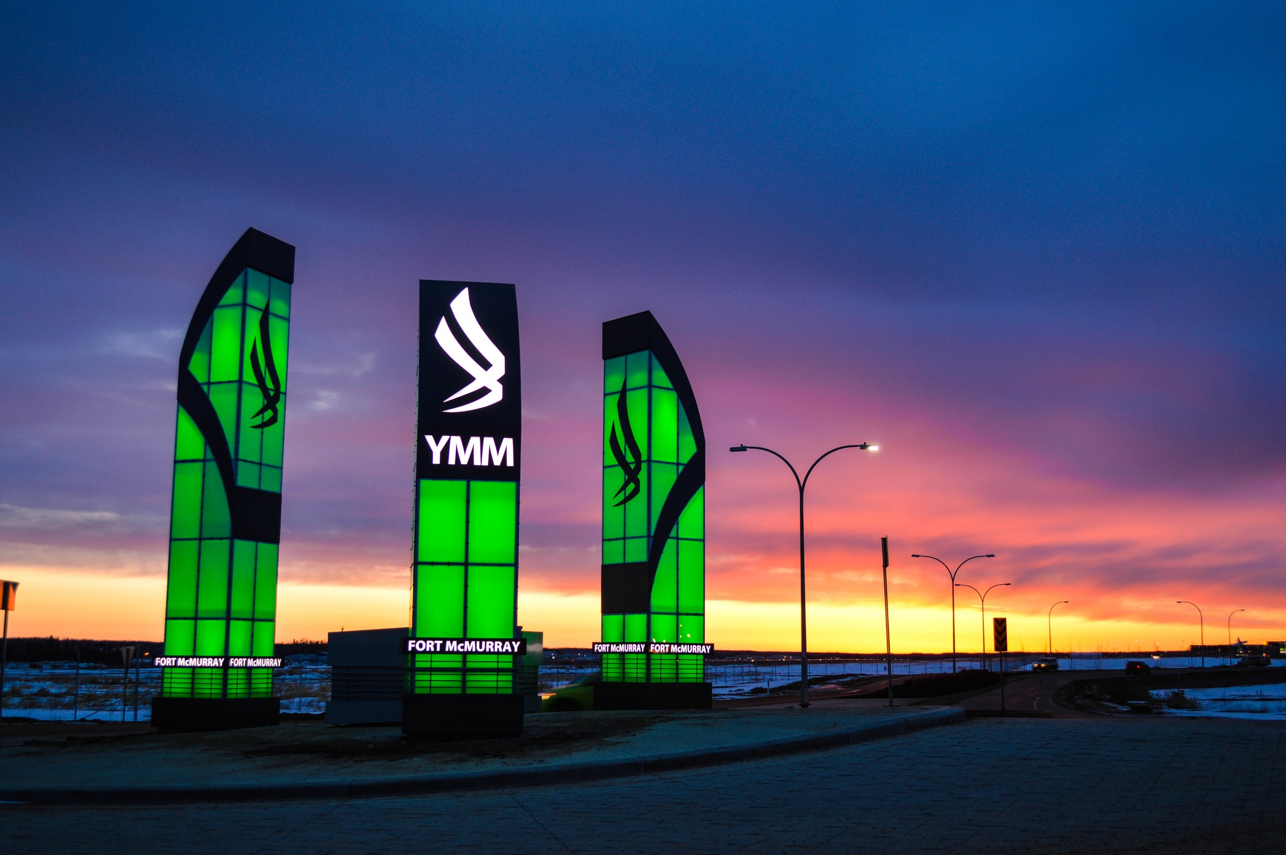 YMM Airport set to welcome first post-evacuation flight Friday morning