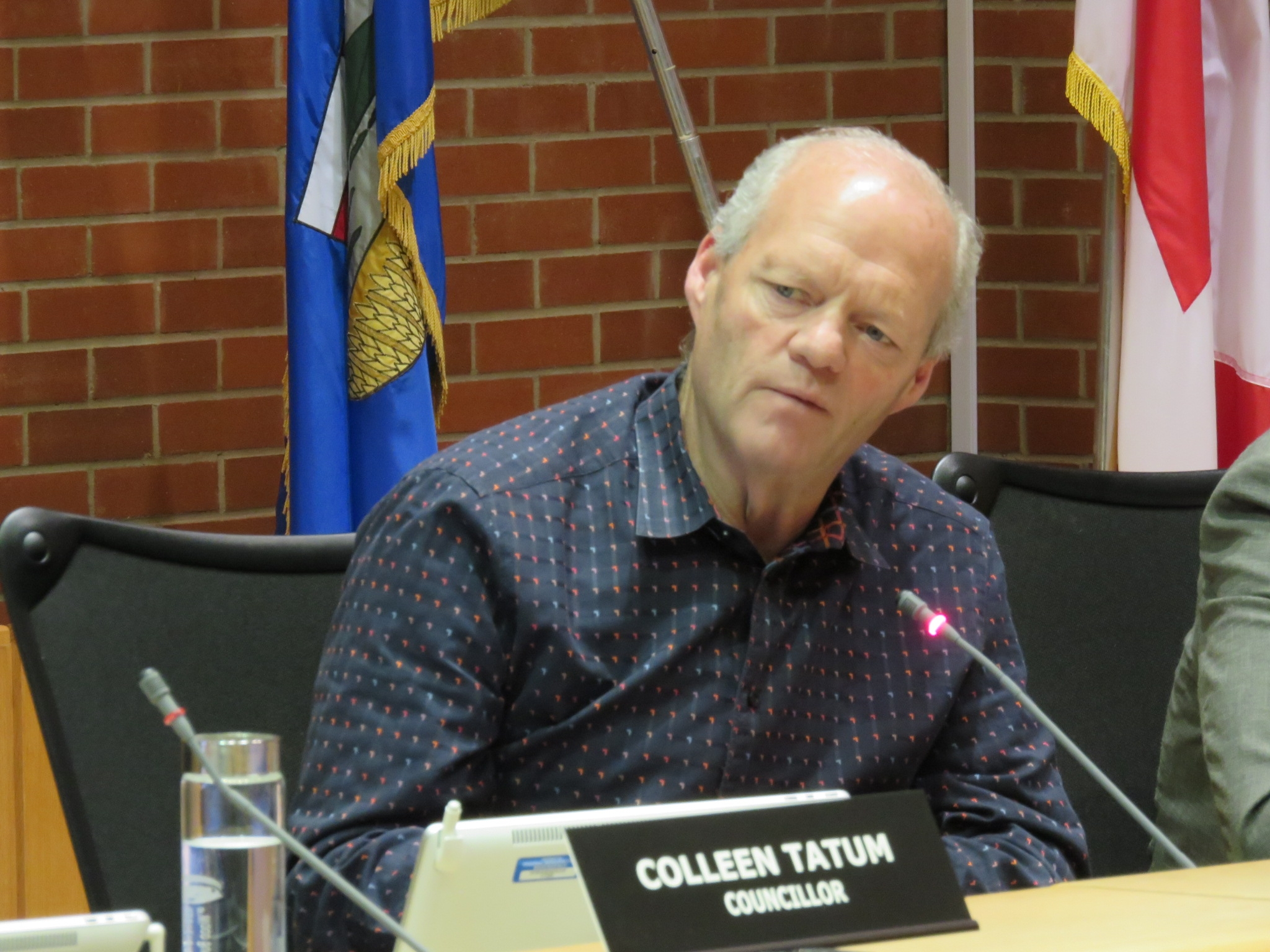 Property tax relief shifts to recovery committee after Councillor McGrath retracts motion