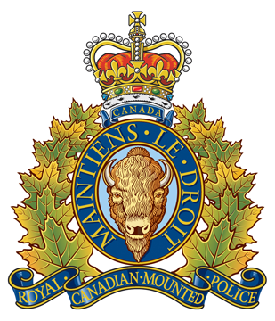 RCMP get their man, eventually