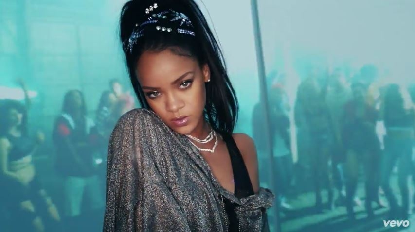 """Rihanna is magnificent in the new music video for """"This is What You Came For"""""""