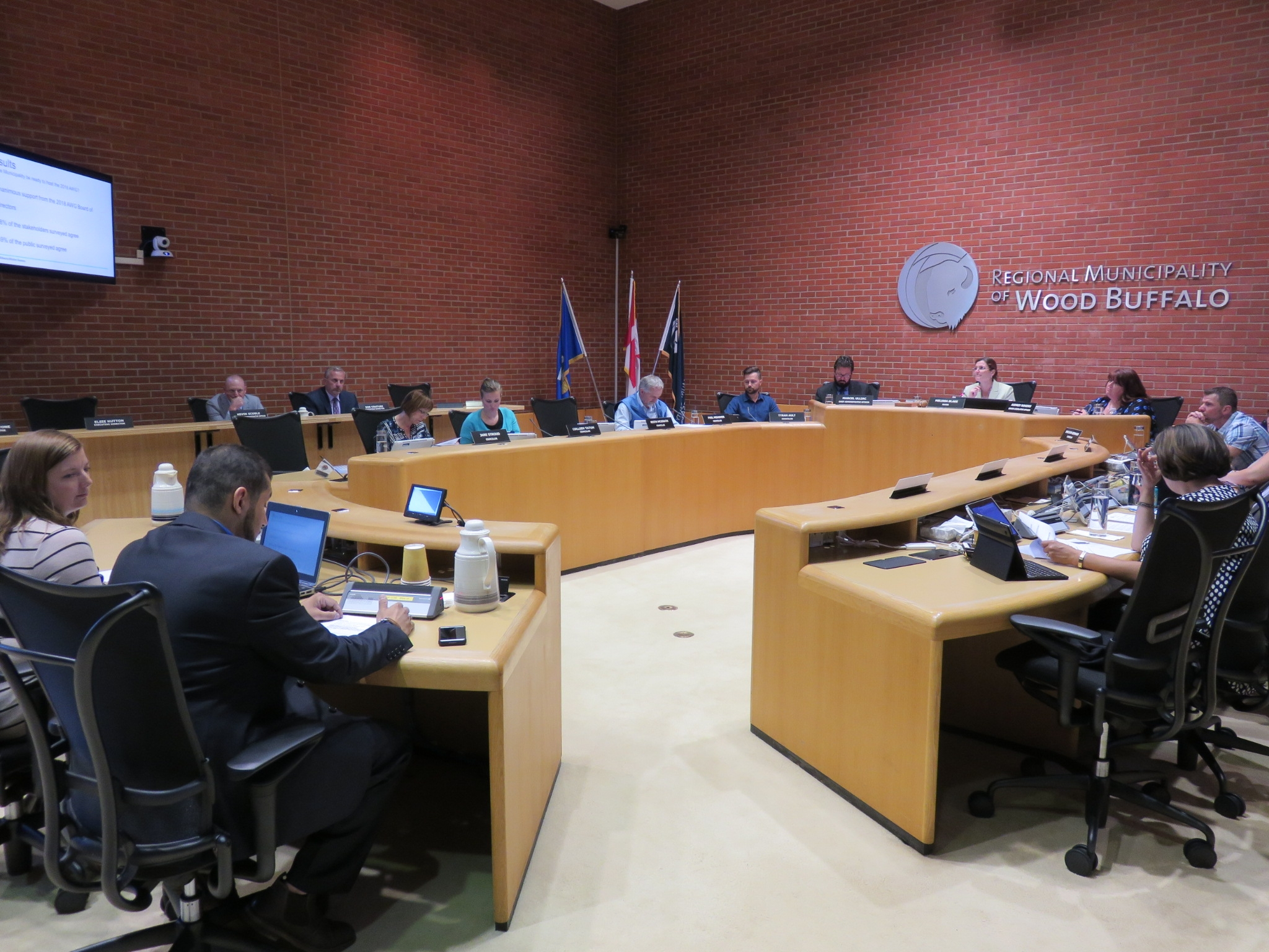 Last day of budget presentations will discuss capital projects