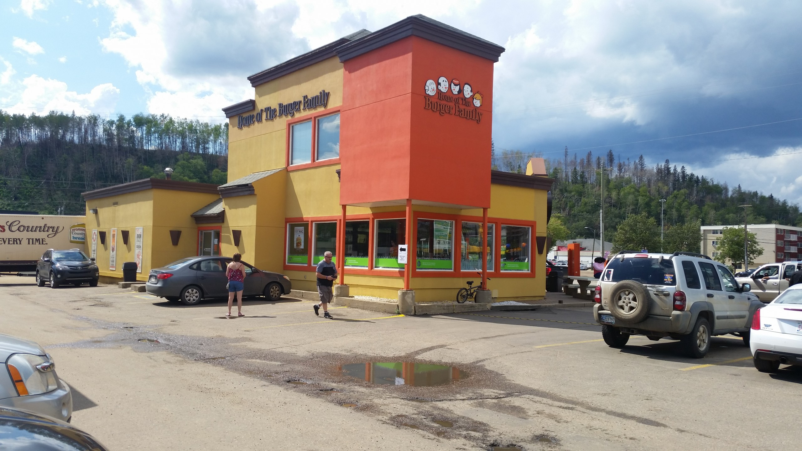Burgers to Beat MS back in Fort McMurray