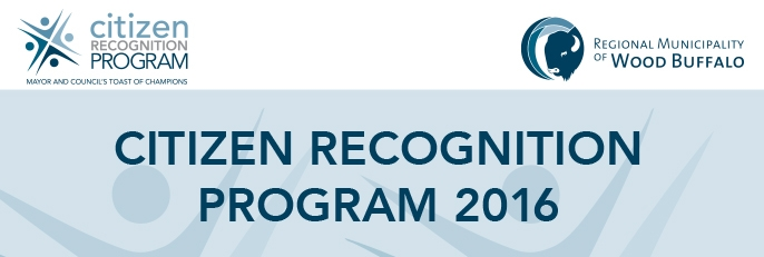 Nominations welcome for 5th Citizen Recognition Program