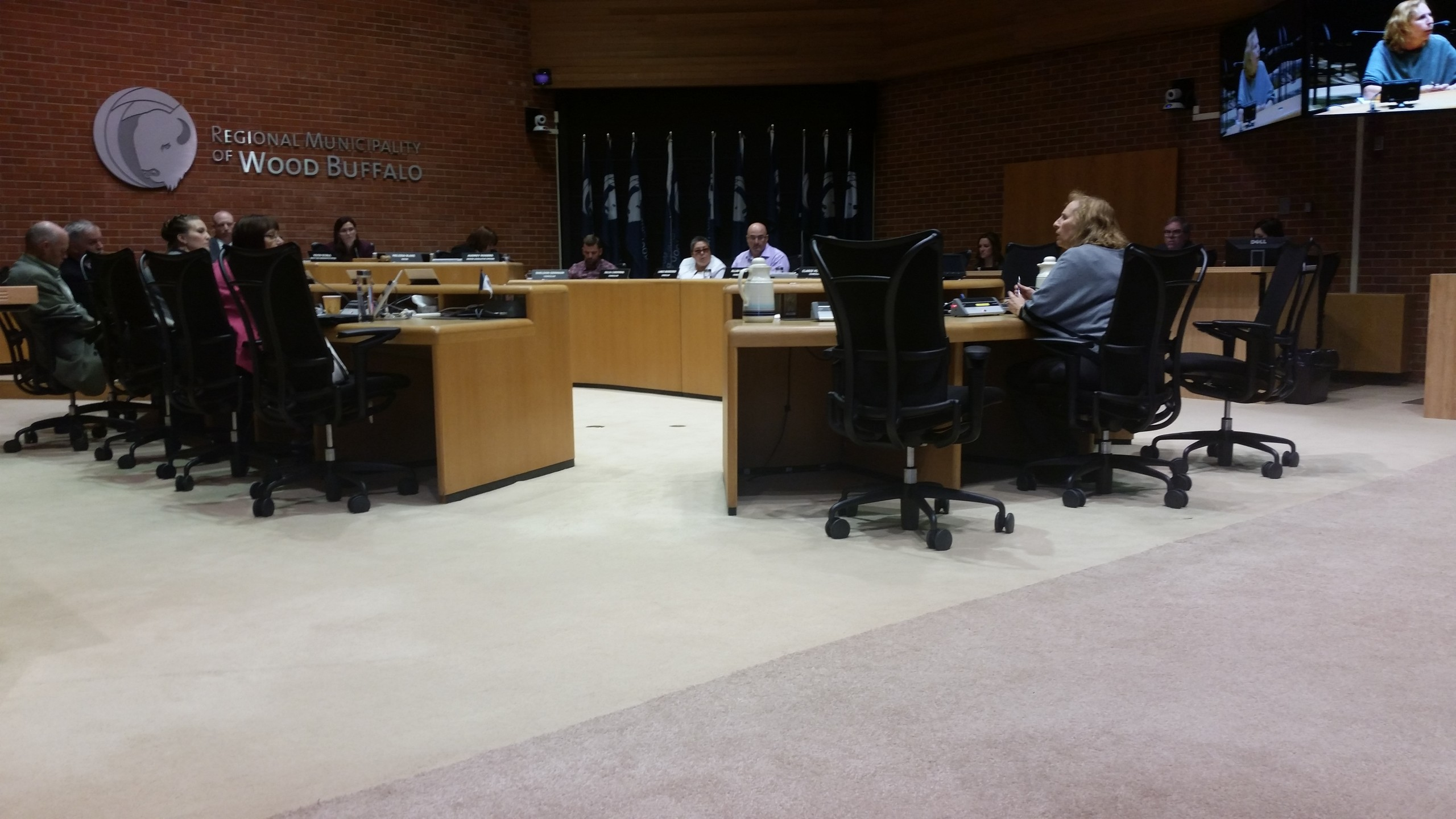 Council votes in favor of compensation pay for staff who stayed during evacuation