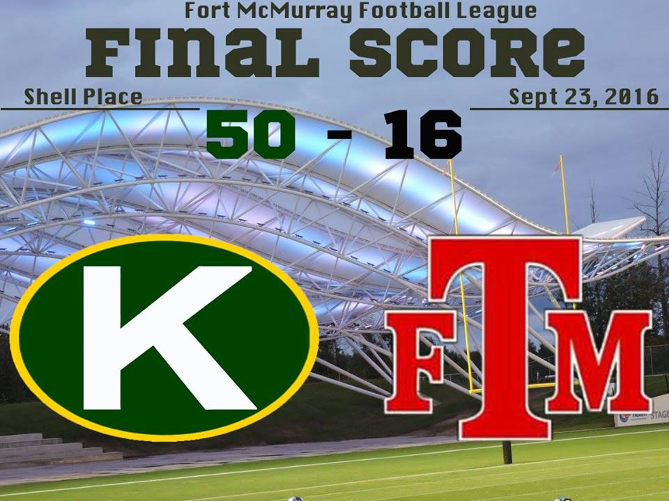 Holy Trinity Knights get top 10 province wide football ranking
