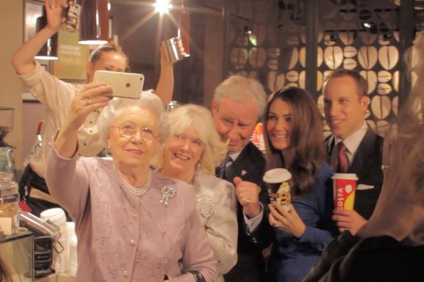 No Royal Selfies For You!!!