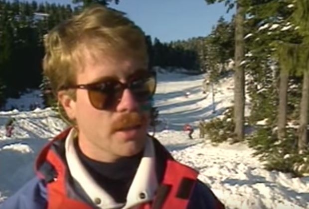 VID: Them Dangerous Snowboard Smart Alecs!