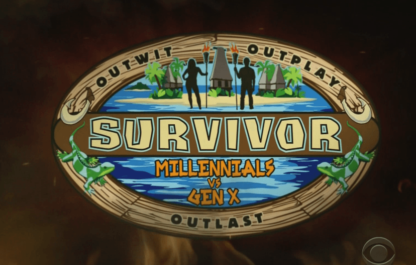 Survivor: Young and dumb vs. old and wise?