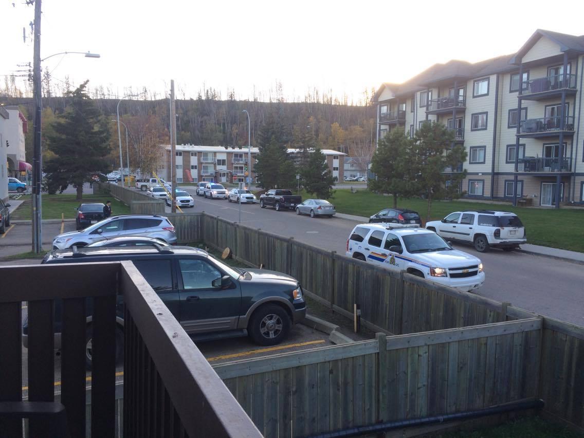 Wood Buffalo RCMP investigating report of gunshots
