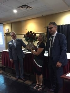 CMHA Wood Buffalo Recognized Their Work During The Wildfire
