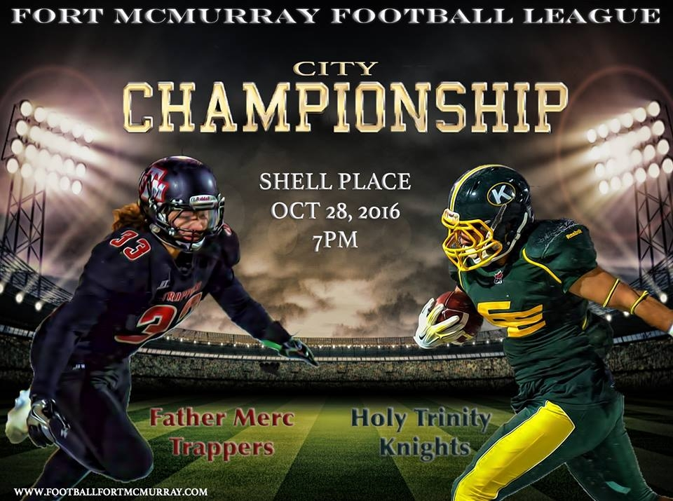 City Championship to feature Merc Trappers and Holy Trinity Knights