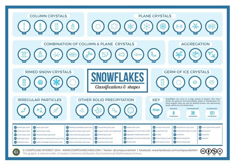 Infinite Types of Snowflake? Nope