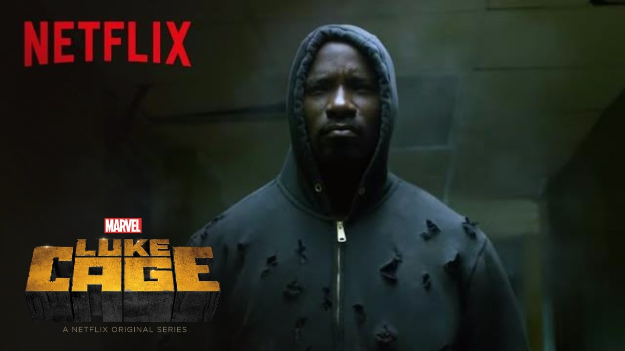Tuesdays Netflix Binge: Luke Cage
