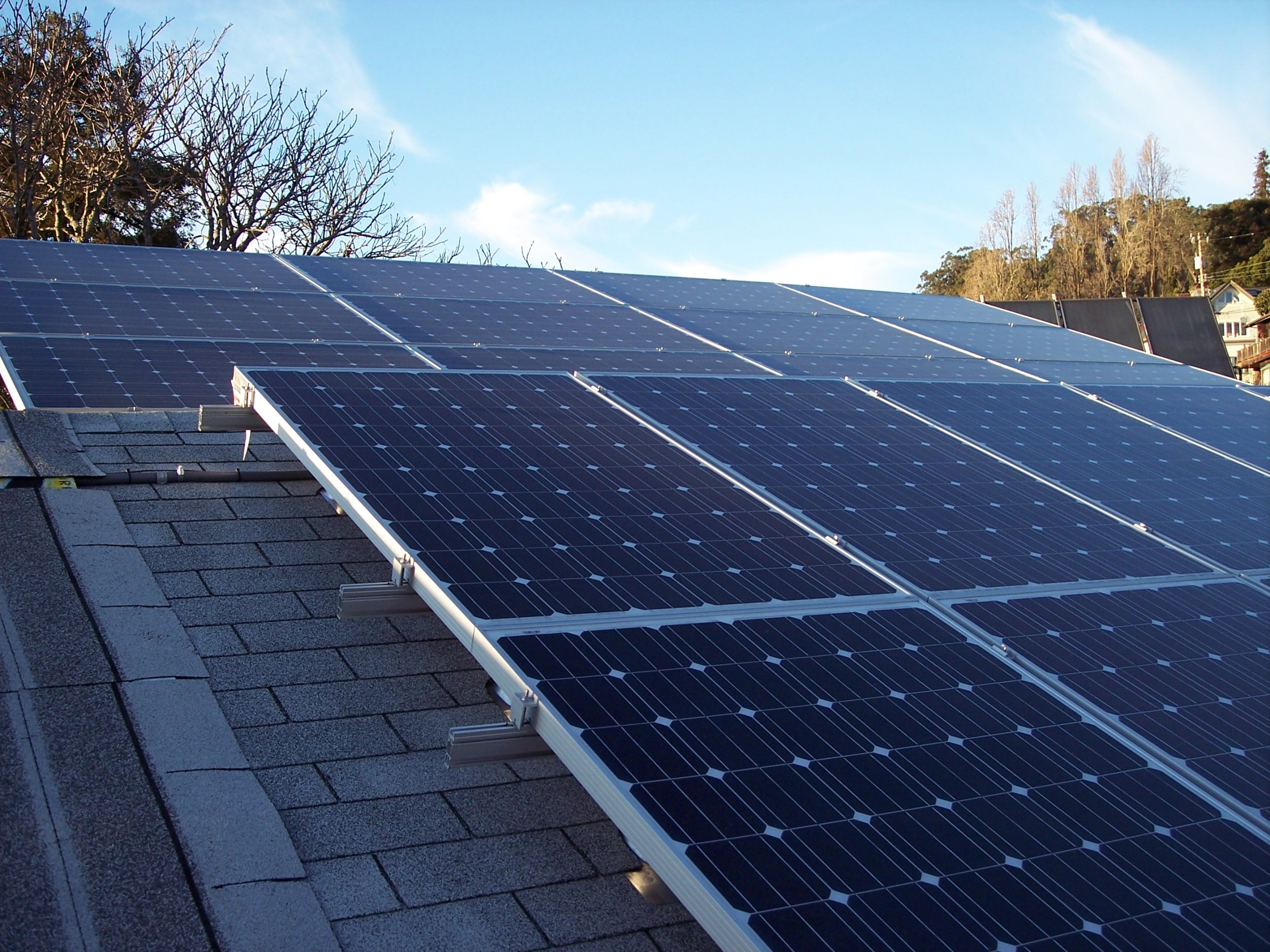 Two Fort McMurray schools on list for solar panel project