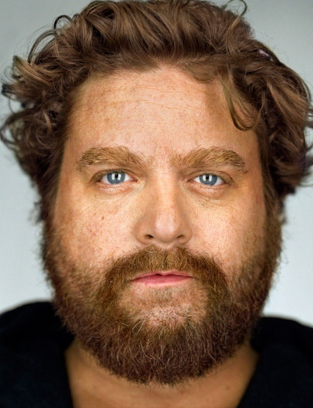 Zach Galifianakis sat down with me on his Birthday