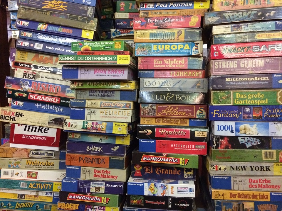 Board games being used to help with students mental health