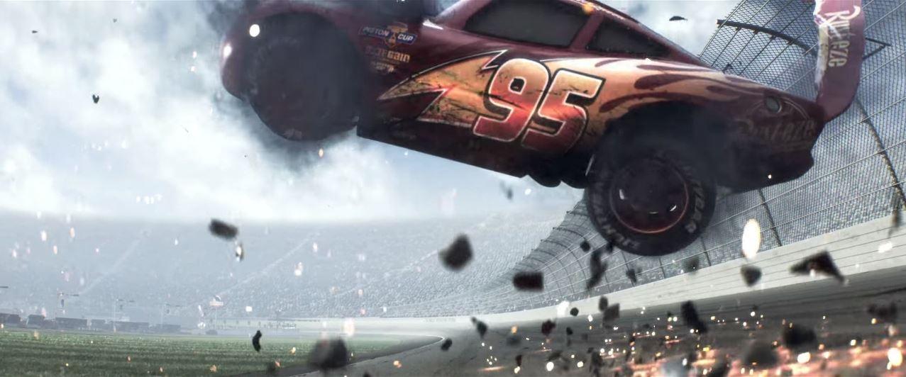 TRAILER: Cars 3 - Gritty Race Crash Feels?