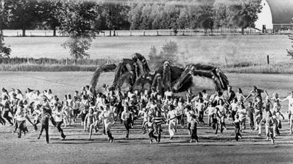 Winter Bonus? No Giant Spiders..
