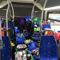 Stuff-A-Bus campaign raises over 12,000 lbs for Food Bank