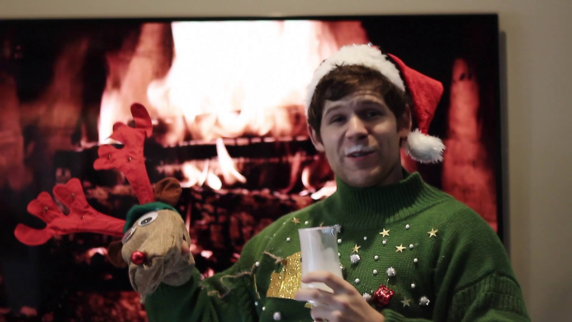 Ugly Christmas Sweater Song by Brad Allingham
