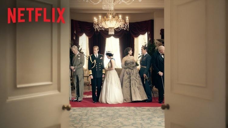 Tuesdays Netflix Binge: The Crown