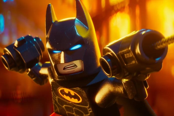Trailer-Watchin' Wednesday! - Lego Batman, Pet, Ghost in the Shell