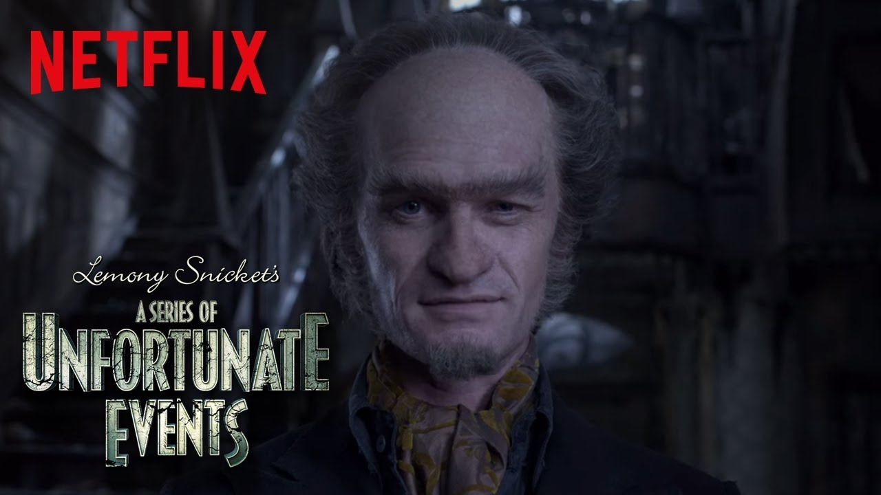 Tuesdays Netflix Binge: A Series of Unfortunate Events