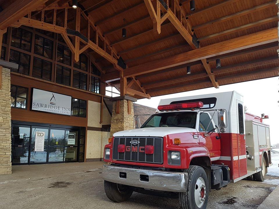 Firefighters Using Sawridge Inn For Vital Training