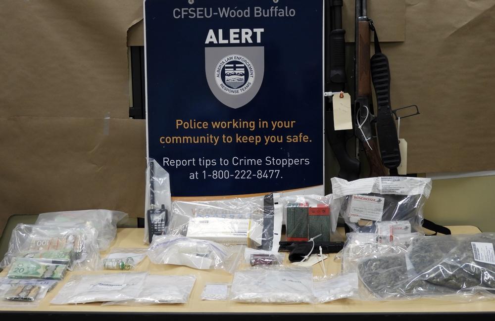 Several Fort McMurray Residents Arrested in Drug Trafficking Network