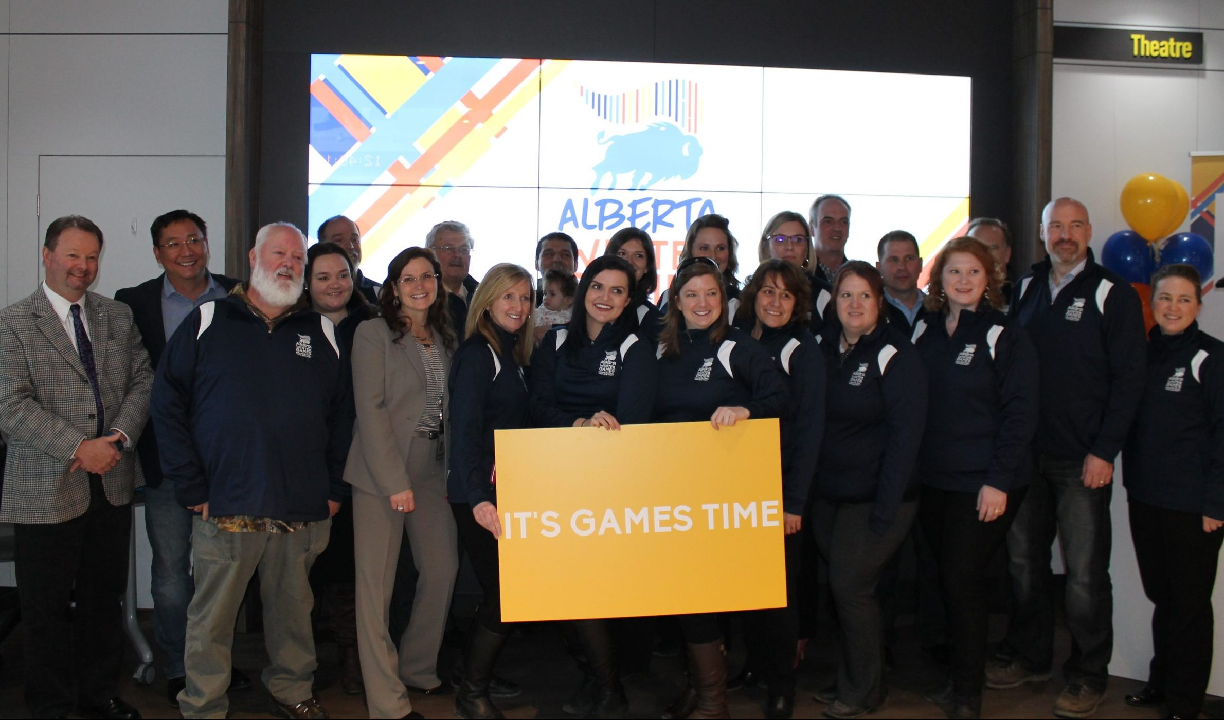 Alberta Winter Games kick off one year from today in RMWB