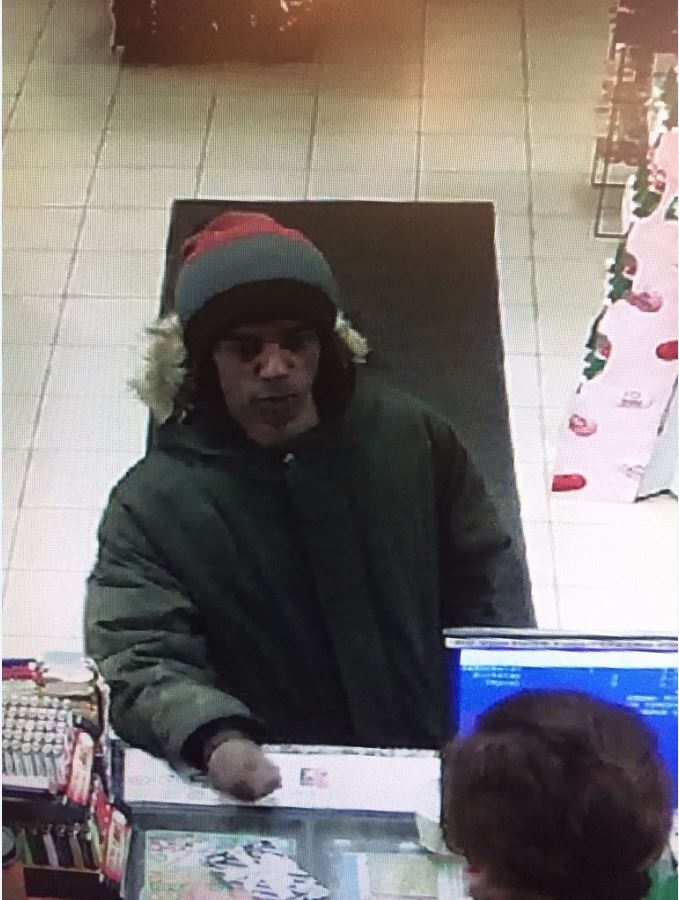 RCMP asking Public's help in identifying credit card fraud suspect