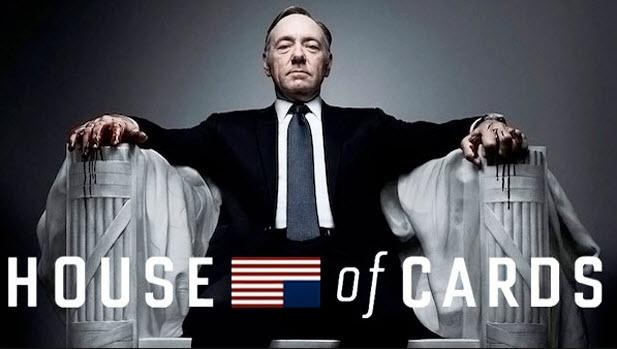 Tuesdays Netflix Binge: House of Cards