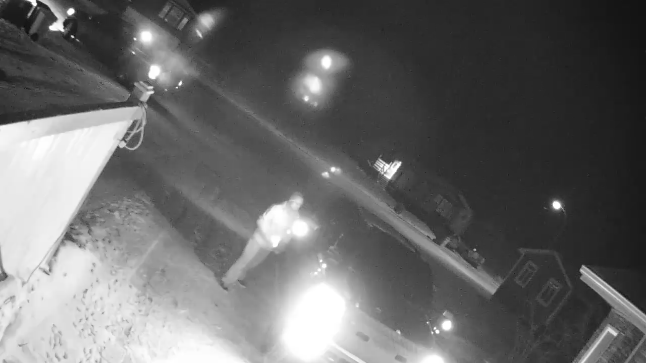 Wood Buffalo RCMP requesting assistance in identifying suspect in Vehicle Theft