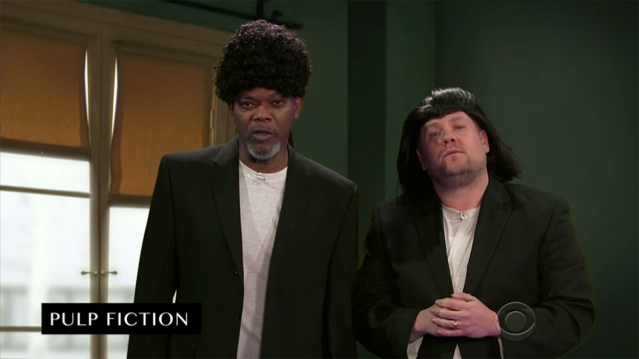 Samuel L. Jackson's Film Career in 10min