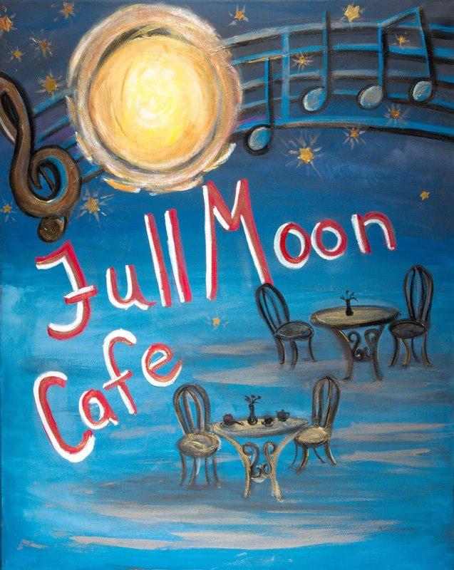 Full Moon Cafe Back In Full Swing
