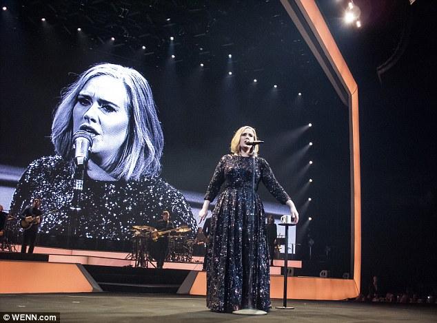VID: Adele's $%#@ing *@!%^rd of a Beetle