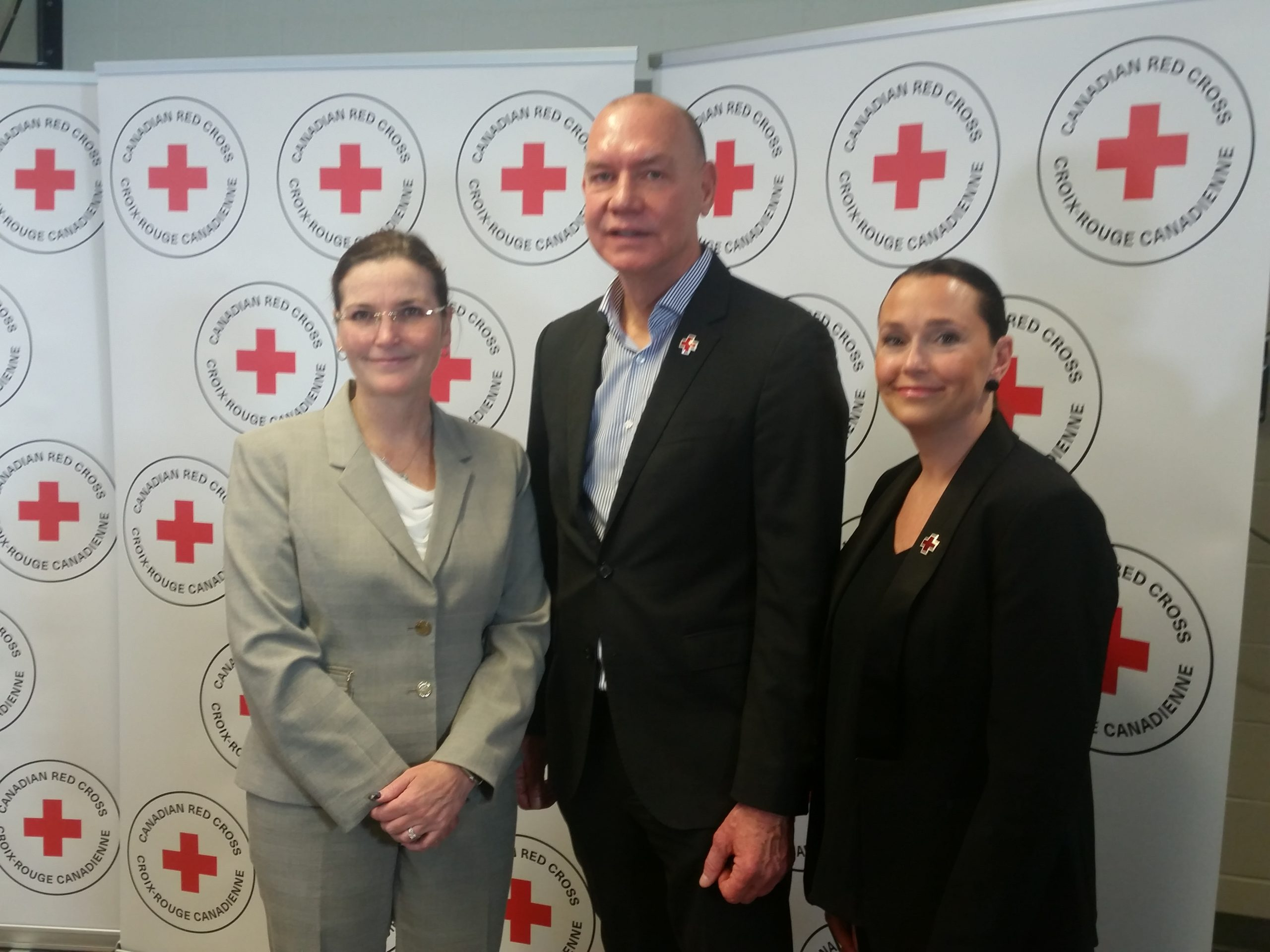 Canadian Red Cross Announces Total Amount of Funding for RMWB Since The Wildfire