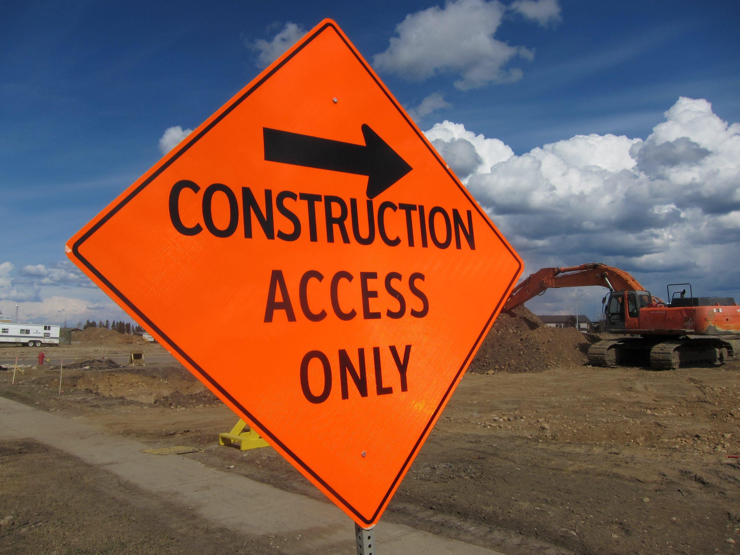 Construction Season Underway Across RMWB