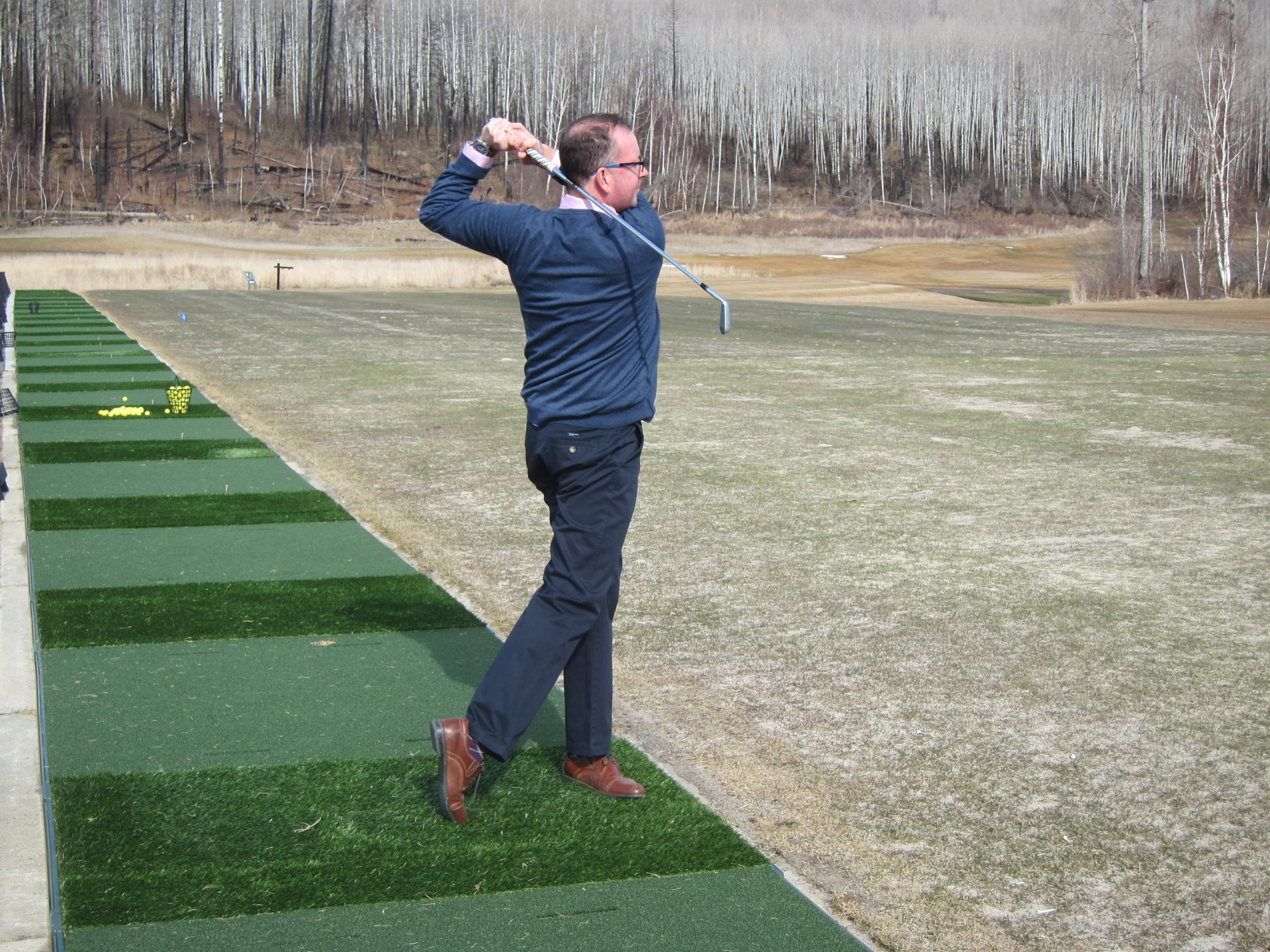 Fort McMurray Golf Courses Working Towards April Start Dates