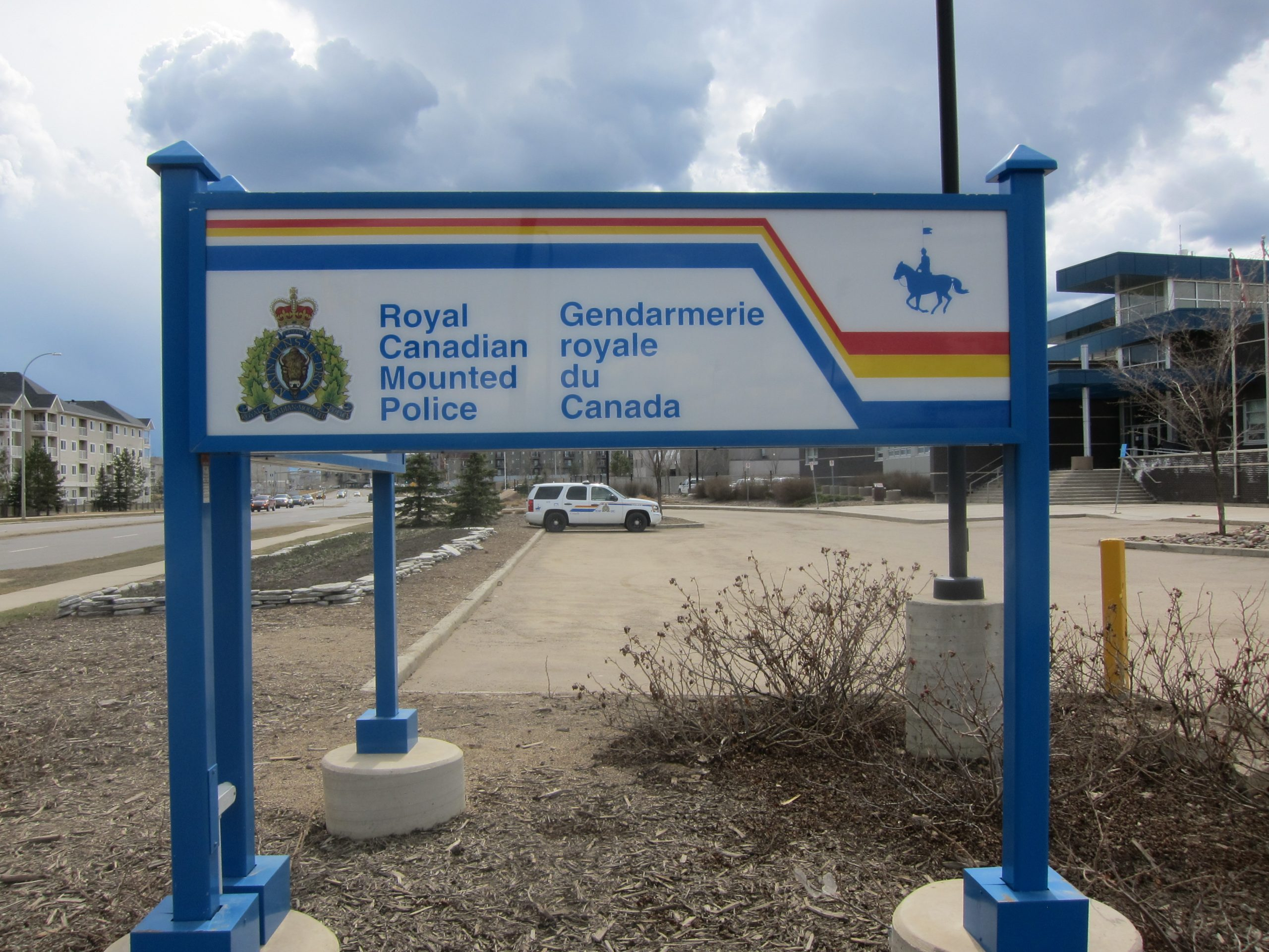 RCMP Find Trailer Full of Allegedly Stolen Items