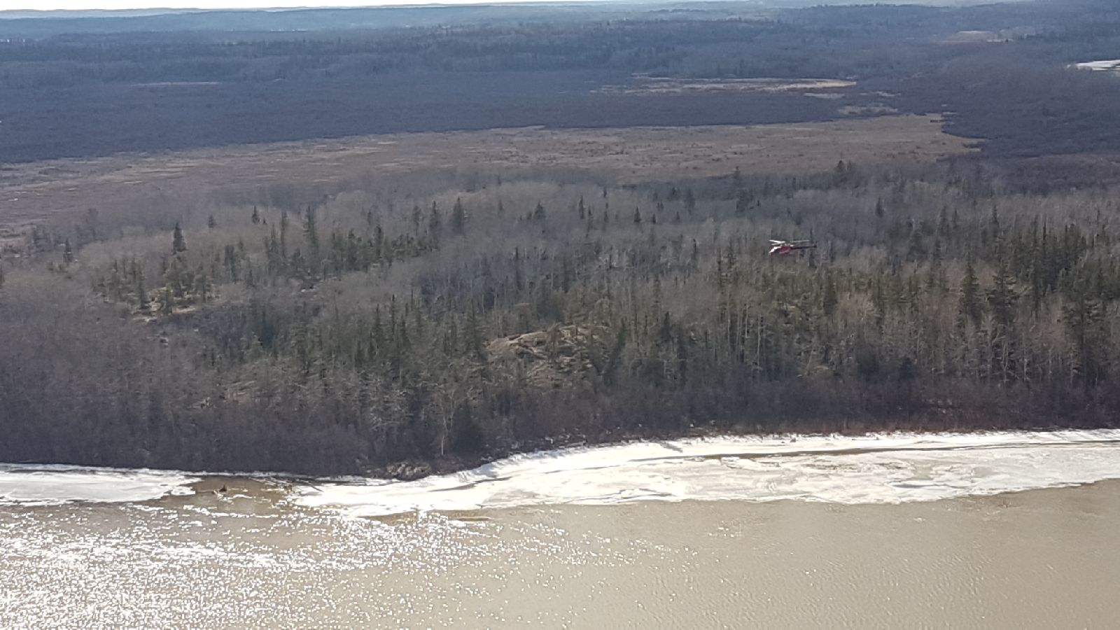 Body Of Missing Fort Chipewyan Hunter Found