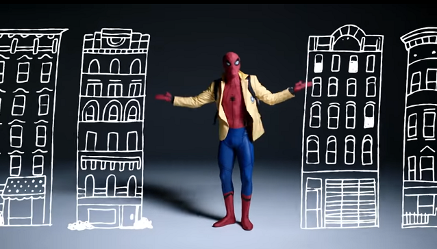 That Spidey Life- Bruno Mars Parody!