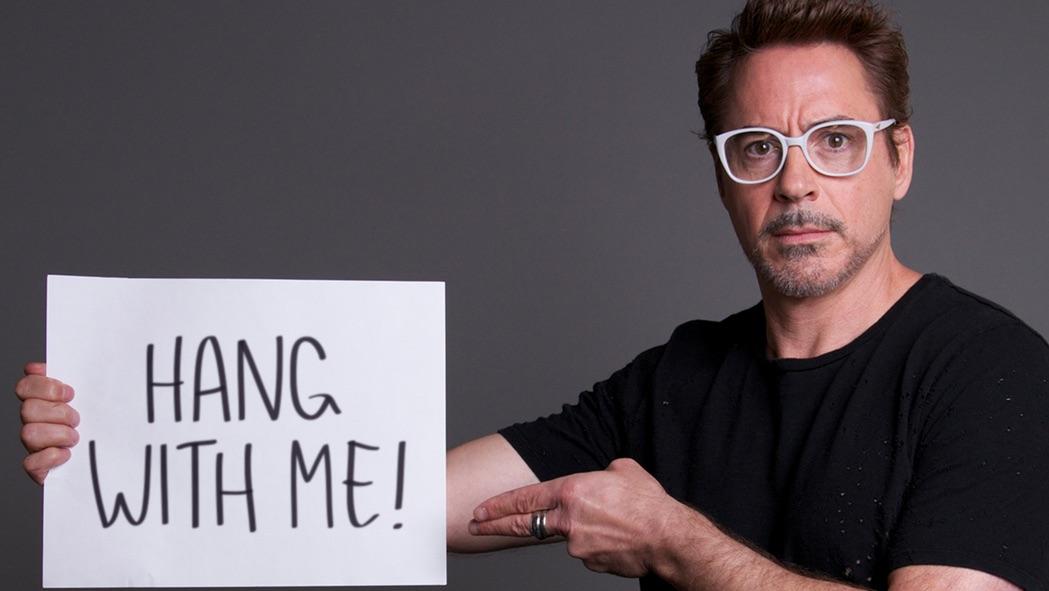 You Can Meet Robert Downey Jr!